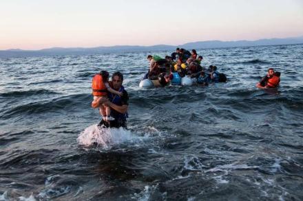 NoDate Syiran Refugees